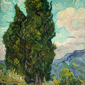 Vincent van GoghDutch1853 1890 Cypresses Image Ⓒ The Metropolitan Museum of Art 290x290 - Masterpieces from The Metropolitan Museum of Art on show at the National Museum of China (NMC)