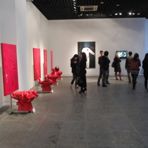 03 Opening Ceremony of Jean Dolande Red Line 290x290 - Jean Dolande: Red Line at Shanghai Duolun Museum of Modern Art
