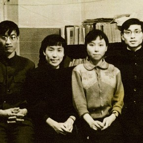 04 Photo of students in the Department of History of Art in the Soviet Union in 1958 from left Xu Zhiping Cheng Yongjiang Li YulanChenpeng Xi jingzhi Shao Dazhen Tan Yongtai 290x290 - The 20th China's Art Road - Studying in the Soviet Union Inaugurated at National Art Museum of China