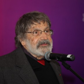 """06 Opening Ceremony of Carlos Cruz-Diez """"Circumstance and Ambiguity of Color"""""""