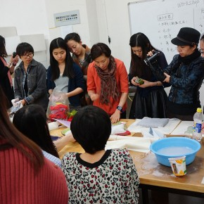 06 Workshop of Felt' Art World at CAFA with Fibre Artist Debbie Leung from Hong Kong 290x290 - Workshop of Felt's Art World at CAFA with Fibre Artist Debbie Leung from Hong Kong
