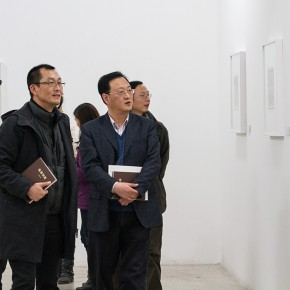 """08 View of """"Review What You Have Learned and Learn the New Wu Jiang's Woodcut""""  290x290 - """"Review What You Have Learned and Learn the New: Wu Jiang's Woodcuts"""" Held at the Central Academy of Fine Arts"""