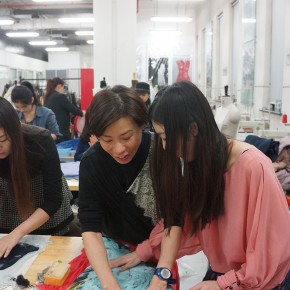 08 Workshop of Felt' Art World at CAFA with Fibre Artist Debbie Leung from Hong Kong 290x290 - Workshop of Felt's Art World at CAFA with Fibre Artist Debbie Leung from Hong Kong