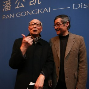 "09 The Opening Ceremony of ""Dispersion and Generation"" 290x290 - Raise Question for Chinese Art: Large-scaled Solo Exhibition ""Dispersion and Generation"" of Pan Gongkai opened in Beijing"
