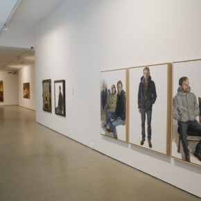 "11 Installation View of Face2Face 290x290 - ""Face2Face: Portraits and Interiors"" Sino-Dutch Group Exhibition opened at Today Art Museum in Beijing"