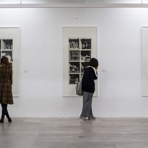 """11 View of """"Review What You Have Learned and Learn the New Wu Jiang's Woodcut"""" 290x290 - """"Review What You Have Learned and Learn the New: Wu Jiang's Woodcuts"""" Held at the Central Academy of Fine Arts"""