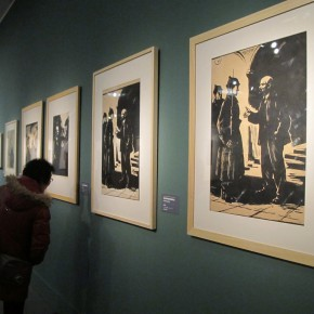 12 Installation View of The 20th China's Art Road Studying in the Soviet Union Photo by Gao Sisi 290x290 - The 20th China's Art Road - Studying in the Soviet Union Inaugurated at National Art Museum of China