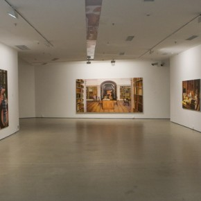 "13 Installation View of Face2Face 290x290 - ""Face2Face: Portraits and Interiors"" Sino-Dutch Group Exhibition opened at Today Art Museum in Beijing"