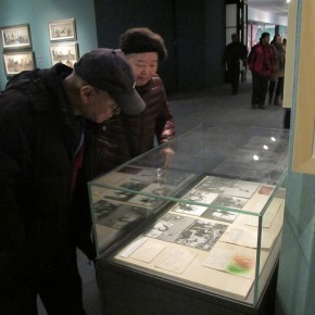 13 Installation View of The 20th China's Art Road Studying in the Soviet Union Photo by Gao Sisi 290x290 - The 20th China's Art Road - Studying in the Soviet Union Inaugurated at National Art Museum of China