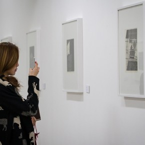 """14 View of """"Review What You Have Learned and Learn the New Wu Jiang's Woodcut"""" 290x290 - """"Review What You Have Learned and Learn the New: Wu Jiang's Woodcuts"""" Held at the Central Academy of Fine Arts"""