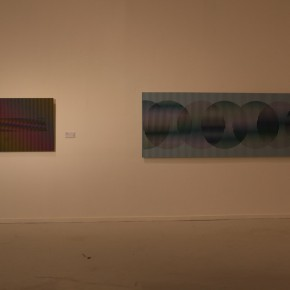 """16 Installation View of Carlos Cruz-Diez """"Circumstance and Ambiguity of Color"""""""