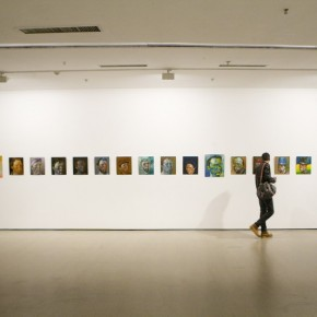 "17 Installation View of Face2Face 290x290 - ""Face2Face: Portraits and Interiors"" Sino-Dutch Group Exhibition opened at Today Art Museum in Beijing"