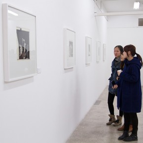 """17 View of """"Review What You Have Learned and Learn the New Wu Jiang's Woodcut"""" 290x290 - """"Review What You Have Learned and Learn the New: Wu Jiang's Woodcuts"""" Held at the Central Academy of Fine Arts"""
