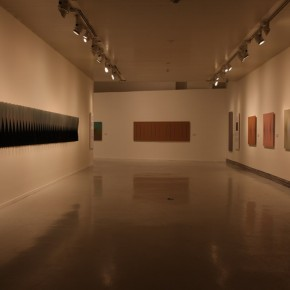 """18 Installation View of Carlos Cruz-Diez """"Circumstance and Ambiguity of Color"""""""