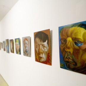 "18 Installation View of Face2Face 290x290 - ""Face2Face: Portraits and Interiors"" Sino-Dutch Group Exhibition opened at Today Art Museum in Beijing"