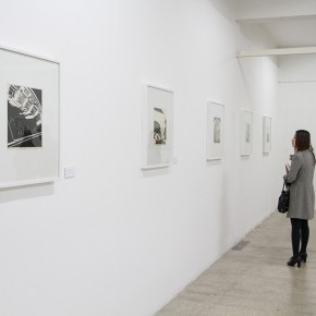 """18 View of """"Review What You Have Learned and Learn the New Wu Jiang's Woodcut"""" 290x290 - """"Review What You Have Learned and Learn the New: Wu Jiang's Woodcuts"""" Held at the Central Academy of Fine Arts"""