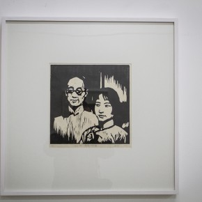 """19 View of """"Review What You Have Learned and Learn the New Wu Jiang's Woodcut"""""""