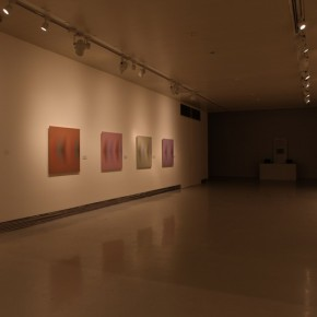 """20 Installation View of Carlos Cruz-Diez """"Circumstance and Ambiguity of Color"""""""
