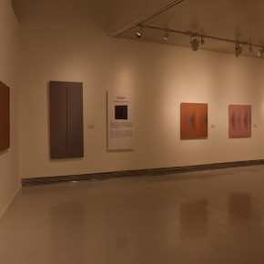 """21 Installation View of Carlos Cruz-Diez """"Circumstance and Ambiguity of Color"""""""