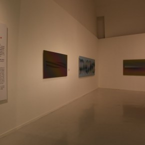 """24 Installation View of Carlos Cruz-Diez """"Circumstance and Ambiguity of Color"""""""