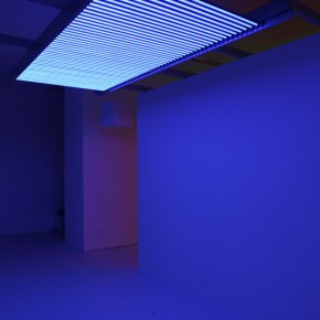 """26 Installation View of Carlos Cruz-Diez """"Circumstance and Ambiguity of Color"""""""