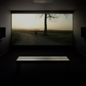 """David Claerbout Sunrise 2009 single channel video projection colour stereo sound 18min Photo by Anders Sune Berg ©Faurschou Foundation 290x290 - Faurschou Foundation unveils its group exhibition """"Every Day Matters"""" in Copenhagen"""