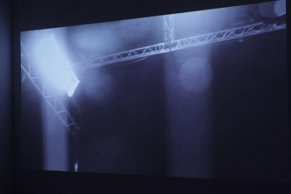 "Installation View of ""Machine Vision"" 01"