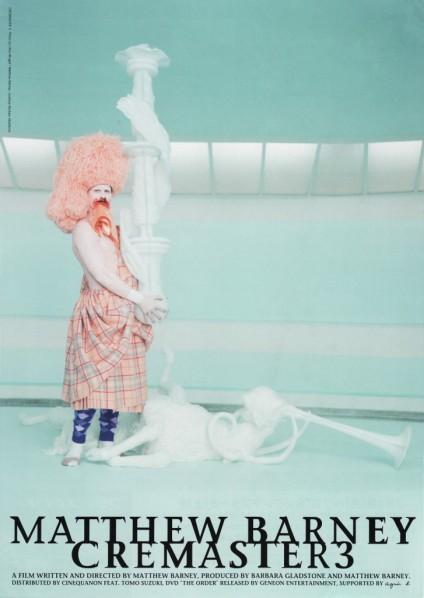 "Matthew Barney's ""The Cremaster Cycle""03"