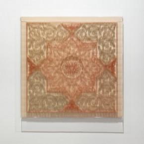 "Moataz Nasr Khayameya 2012 Matches on wood plexiglas 200 x 200 x 10 cm Photo by Anders Sune Berg © Faurschou Foundation 01  290x290 - Faurschou Foundation unveils its group exhibition ""Every Day Matters"" in Copenhagen"