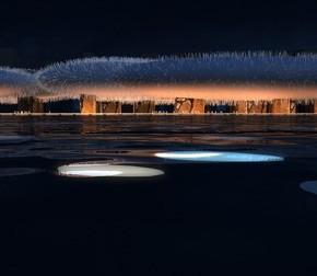"Pan Gongkais Architectual Work National Art Museum of China Scheme II 10.12.20  290x252 - ""Pan Gongkai: Dispersion and Generation"" at Today Art Museum Opens Mar. 9, 2013"