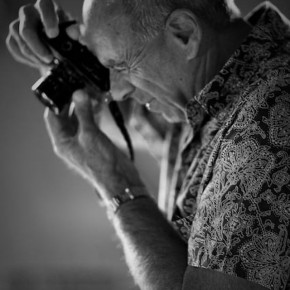 Ralph Gibson with his Leica Courtesy of Thorsten Overgaard 290x290 - Ralph Gibson Invited to Speak at the Central Academy of Fine Arts