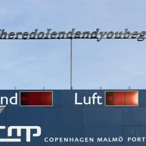 "Shilpa Gupta Wheredoiendandyoubegin 2012 Neon 62x800cm Photo by Anders Sune Berg ©Faurschou Foundation 06 290x290 - Faurschou Foundation unveils its group exhibition ""Every Day Matters"" in Copenhagen"
