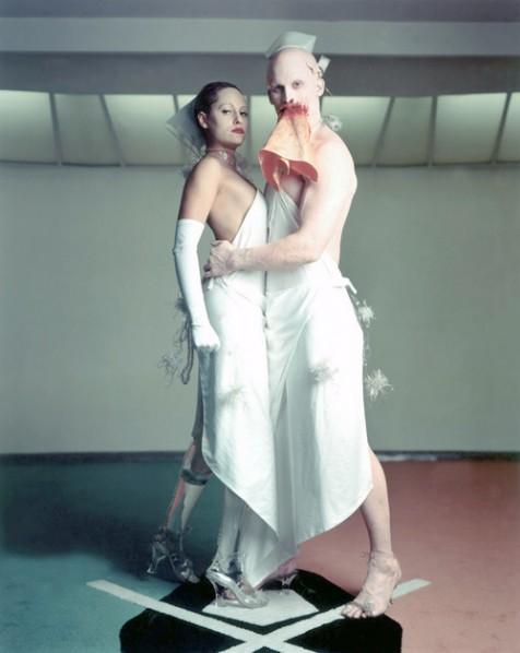 "Still of Matthew Barney's ""The Cremaster Cycle""02"