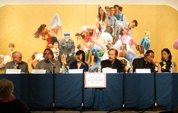 Panel Discussion at NYAA