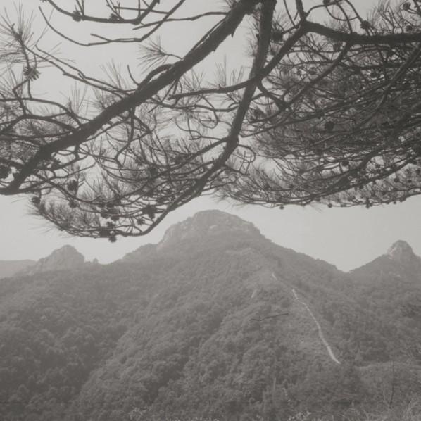 "Taca Sui, ""South Mountain"", 2011; Platinum Print, 20x20cm, Edition of 6"