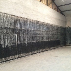 Tang Song Elegy In Memory of Hans van Dijk 2006 2013 mixed media on canvas 300x2500cm 290x290 - Tang Song: Eulogy – In Memory of Hans van Dijk on display at Boers-Li Gallery
