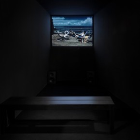 """Yto Barrada Hand me downs 2011 Video from 8mm and 16mm film color sound 30min Photo by Anders Sune Berg ©Faurschou Foundation 290x290 - Faurschou Foundation unveils its group exhibition """"Every Day Matters"""" in Copenhagen"""