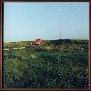 "Yto Barrada Picnic Van Rouge Tangier 2007 C Print 100x100cm Photo by Anders Sune Berg ©Faurschou Foundation 290x290 - Faurschou Foundation unveils its group exhibition ""Every Day Matters"" in Copenhagen"