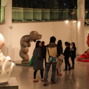 01 Installation View of Joint exhibition by Gao Xiaowu and Joyce HO 290x290 - Joint-Exhibition by Gao Xiaowu and Joyce HO opens at Museum of Contemporary Art, Shanghai