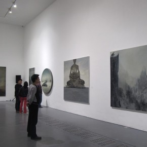 04 Exhibition View of Liu Jinghong and Fan Xuqi's Solo Exhibitions