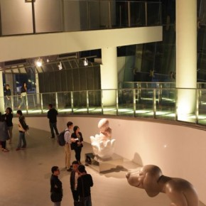 10 Installation View of Joint exhibition by Gao Xiaowu and Joyce HO 290x290 - Joint-Exhibition by Gao Xiaowu and Joyce HO opens at Museum of Contemporary Art, Shanghai