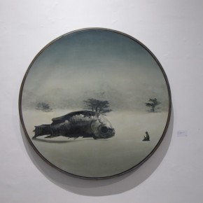 13 Exhibition View of Liu Jinghong and Fan Xuqi's Solo Exhibitions 290x290 - Liu Jinghong and Fan Xuqi's Solo Exhibitions unveiled at SZ Art Center