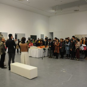 16 The Opening Ceremony of Liu Jinghong and Fan Xuqi's Solo Exhibitions