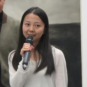 17 Fan Xuqi at the Opening Ceremony of Liu Jinghong and Fan Xuqi's Solo Exhibitions 290x290 - Liu Jinghong and Fan Xuqi's Solo Exhibitions unveiled at SZ Art Center