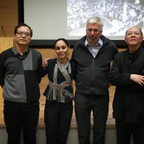 18 Iranian American Artist Shirin Neshat Invited to Lecture at CAFA 290x290 - Iranian-American Artist Shirin Neshat Invited to Lecture at CAFA Art Museum