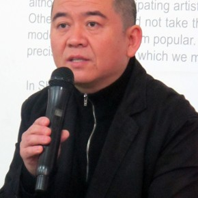 24 Ji Shaofeng Deputy Director of Hubei Art Museum 290x290 - Re-Ink: Invitational Exhibition of Chinese Contemporary Ink and Wash Painting 2000-2012 on view at Today Art Museum
