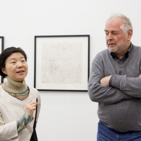 Conversations at the Opening Ceremony 04 290x290 - In The Hot Seat With Wang Huangsheng by Berlin Art Parasites