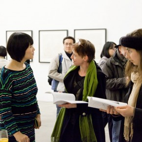 Conversations at the Opening Ceremony 05 290x290 - In The Hot Seat With Wang Huangsheng by Berlin Art Parasites