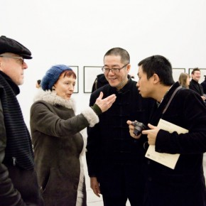 Conversations at the Opening Ceremony 07 290x290 - In The Hot Seat With Wang Huangsheng by Berlin Art Parasites