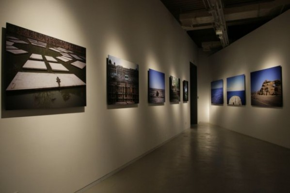 Installation View of Reecho - Mingyuan Zhongshan Park Project 04